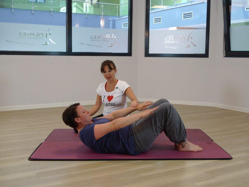Die 30-Tage Pilates-Challenge